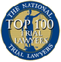 Logo Recognizing Max Meyers Law PLLC's affiliation with the National Trial Lawyers